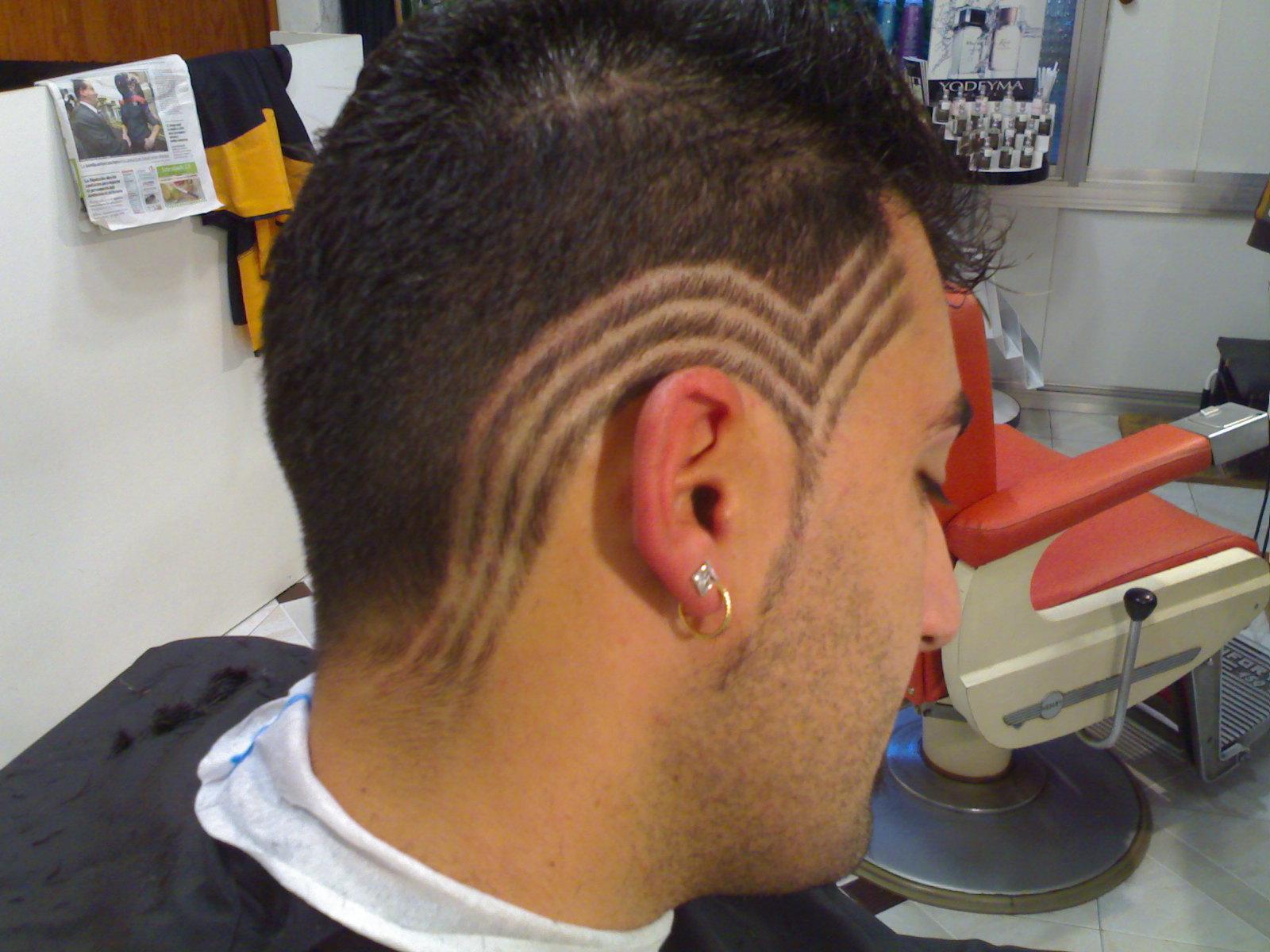 dibujos para cortes de pelo   imagui