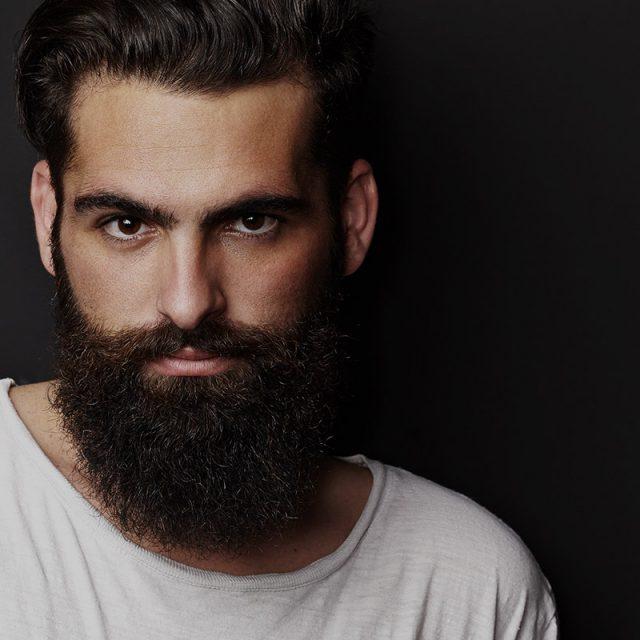Arquetipo de barbudo moderno